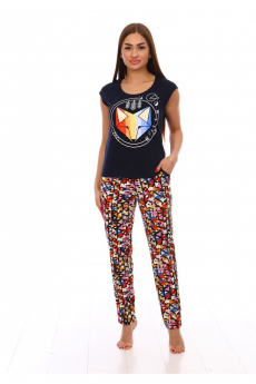 Костюм: брюки и футболка Вилана